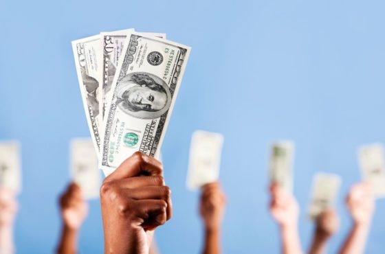 Network of Black Men Deposit $1M in the Nation's Largest Black Bank