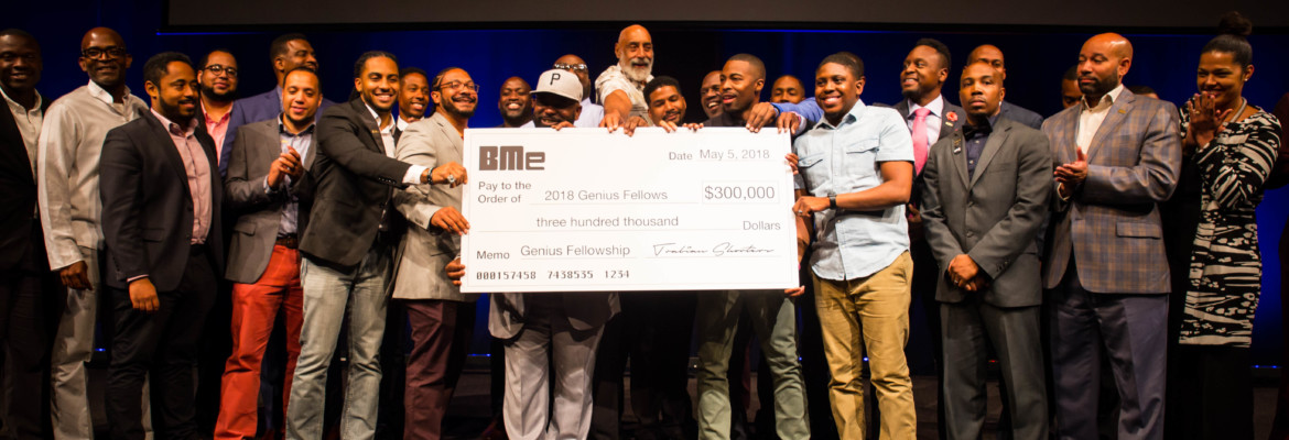 BMe Community awards top honors for local Black men doing good in the community