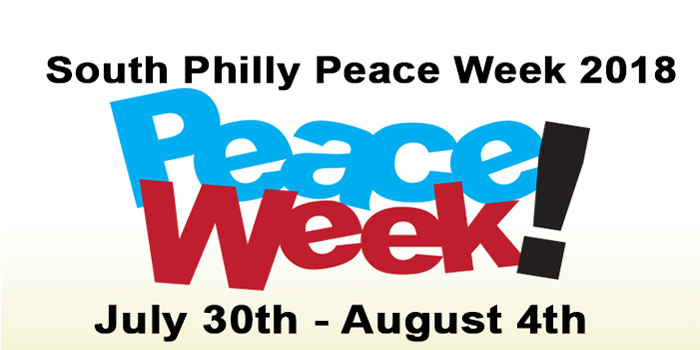 PEACE WEEK 2018 – Philly BMe Genius Anton Moore