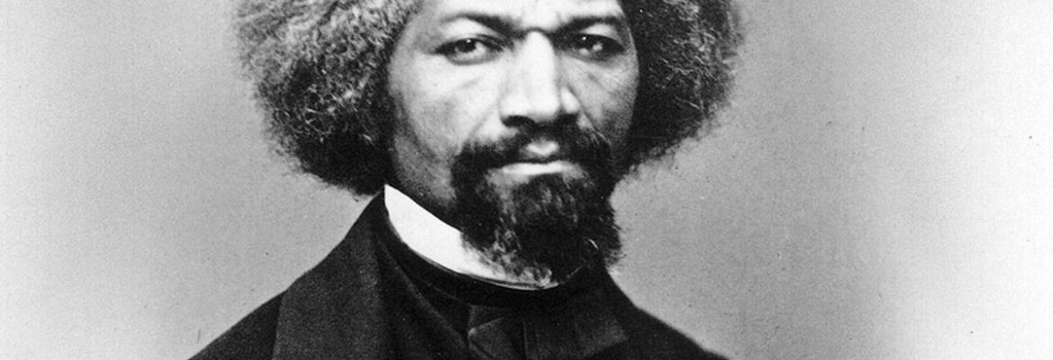 It's time we listen to words of Frederick Douglass